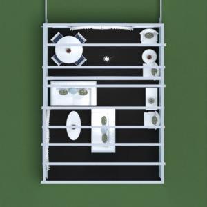 floorplans maison meubles décoration salon 3d