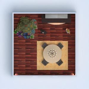 floorplans 独栋别墅 家具 装饰 diy 客厅 照明 家电 餐厅 结构 3d