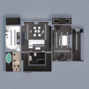floorplans mieszkanie wystrój wnętrz łazienka sypialnia pokój dzienny kuchnia oświetlenie przechowywanie mieszkanie typu studio wejście 3d