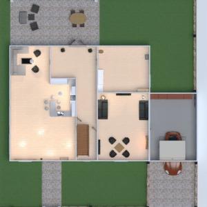 floorplans bathroom kitchen outdoor kids room office 3d