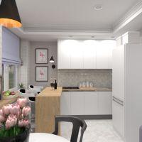 floorplans apartamento casa quarto cozinha iluminação reforma utensílios domésticos sala de jantar arquitetura despensa 3d