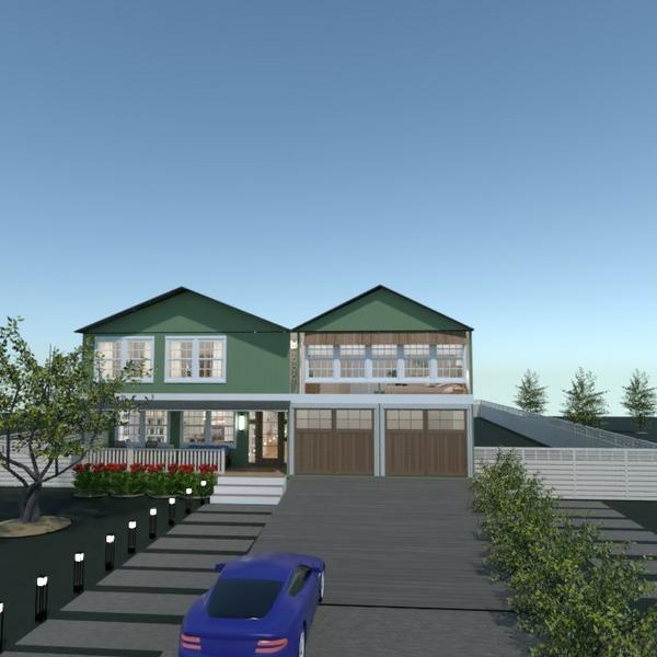floorplans house decor landscape household architecture 3d