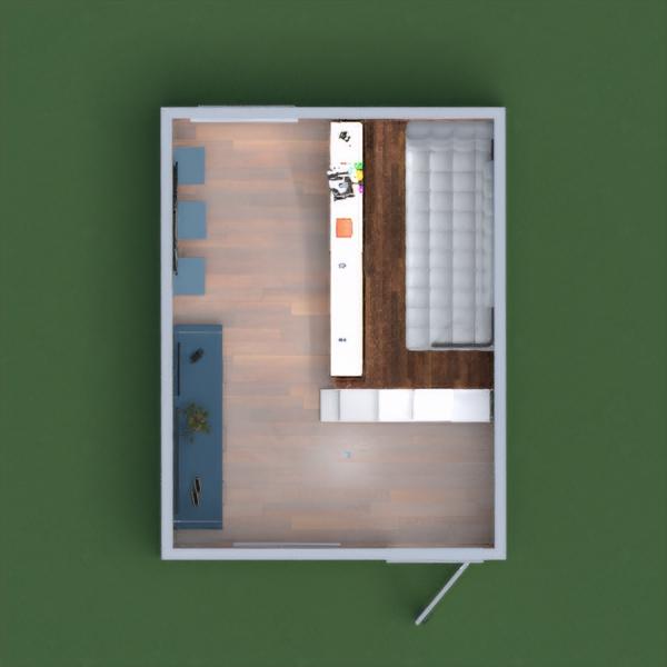 планировки офис студия 3d