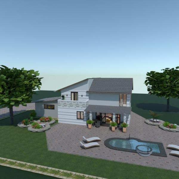 floorplans casa mobílias iluminação reforma 3d