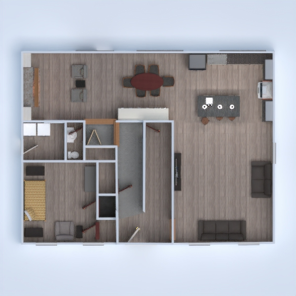 floorplans decor living room kitchen renovation dining room 3d