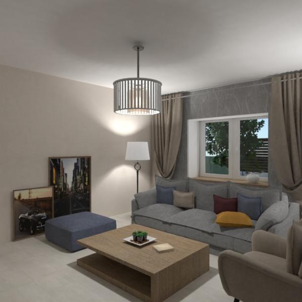 floorplans appartement maison salon cuisine studio 3d