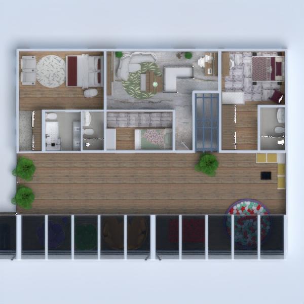 floorplans house terrace diy household 3d
