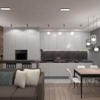 floorplans apartamento mobílias decoração quarto cozinha iluminação reforma despensa estúdio 3d