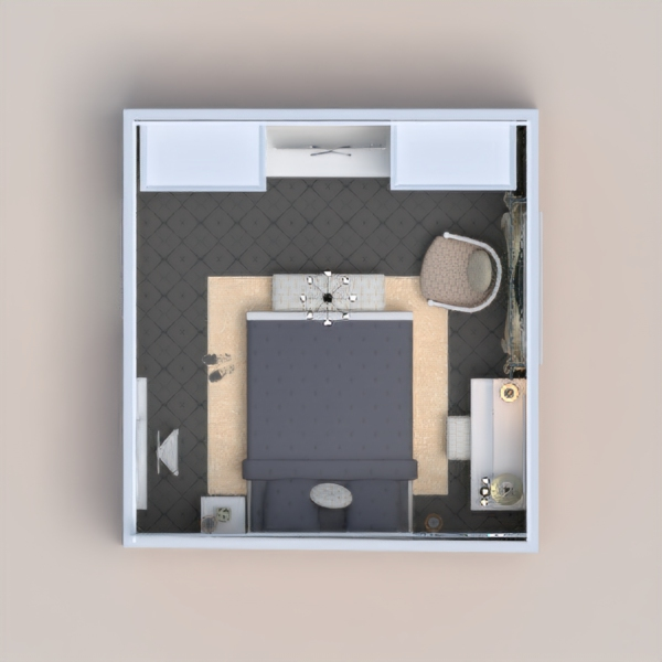 floorplans wohnung haus mobiliar dekor schlafzimmer beleuchtung renovierung haushalt lagerraum, abstellraum 3d