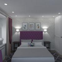 floorplans mieszkanie dom meble sypialnia oświetlenie remont przechowywanie 3d
