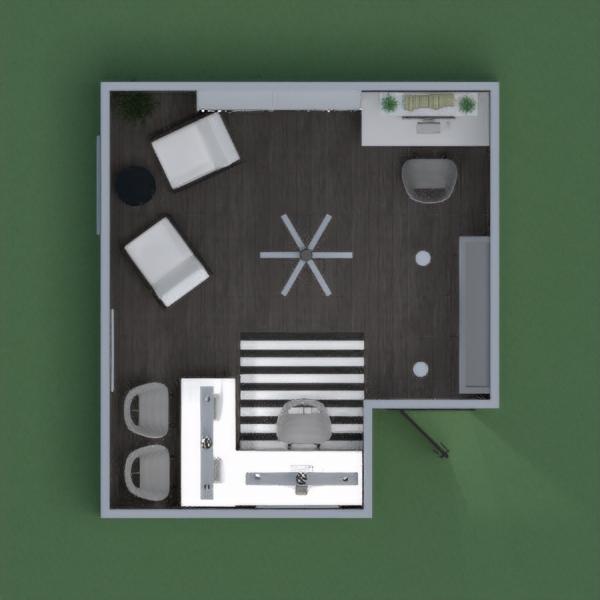 планировки офис освещение 3d
