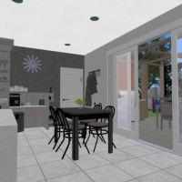 floorplans namas baldai vonia miegamasis svetainė garažas virtuvė eksterjeras apšvietimas kraštovaizdis namų apyvoka valgomasis sandėliukas prieškambaris 3d