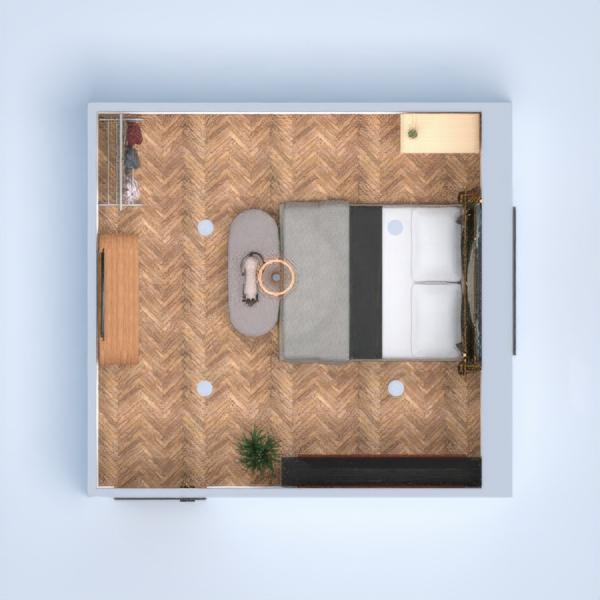 floorplans meble wystrój wnętrz sypialnia oświetlenie architektura 3d