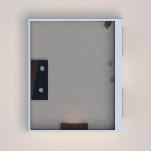 progetti appartamento casa arredamento decorazioni sala pranzo 3d