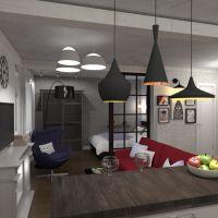 floorplans butas baldai dekoras pasidaryk pats miegamasis svetainė virtuvė apšvietimas renovacija namų apyvoka valgomasis аrchitektūra sandėliukas studija prieškambaris 3d