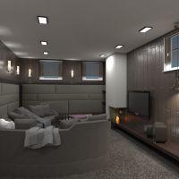 floorplans mieszkanie dom meble pokój dzienny oświetlenie remont przechowywanie 3d