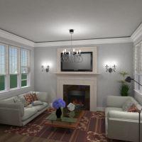 floorplans mobílias decoração banheiro quarto cozinha sala de jantar arquitetura 3d
