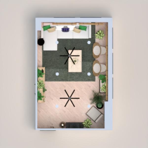 floorplans house furniture decor lighting architecture 3d