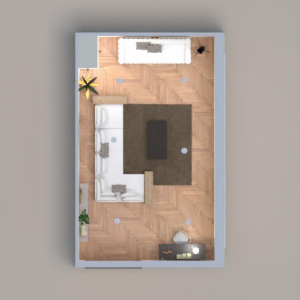 floorplans apartamento mobílias quarto iluminação 3d