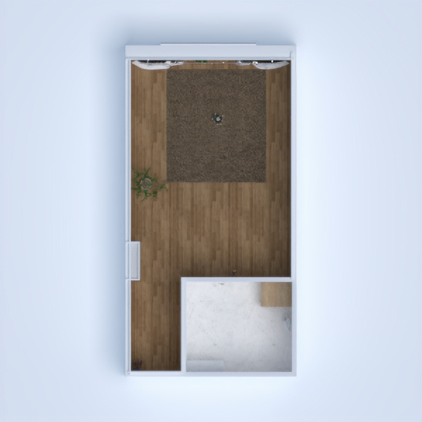 планировки квартира ванная спальня кухня студия 3d