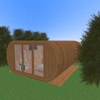 floorplans apartamento casa banheiro quarto quarto cozinha área externa 3d
