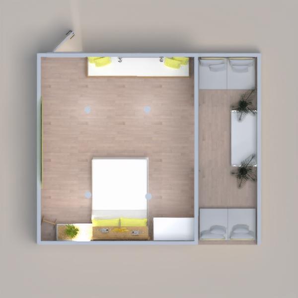 планировки терраса мебель декор спальня освещение 3d