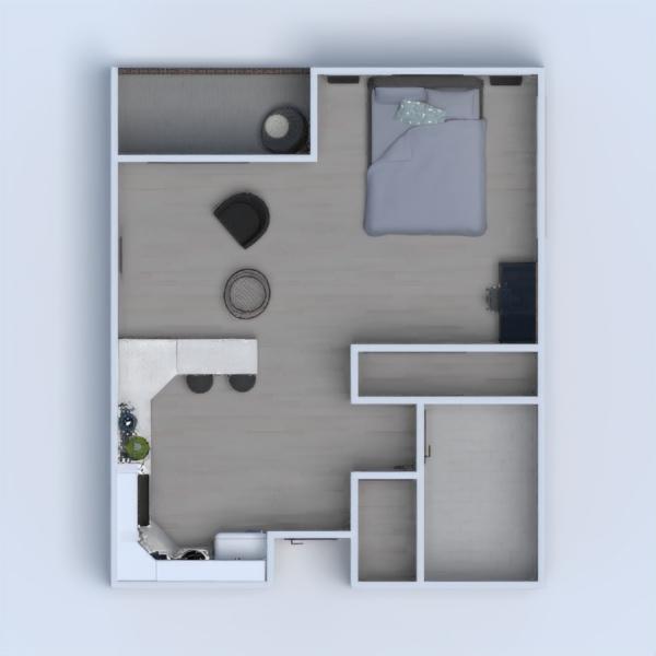 планировки квартира дом декор кухня студия 3d