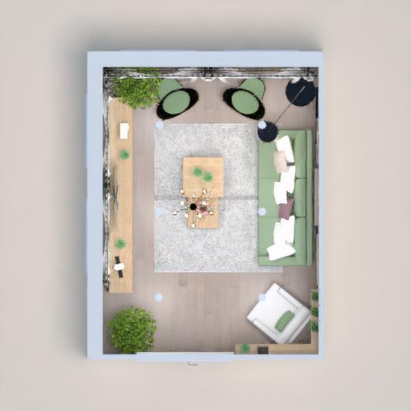 планировки дом мебель декор освещение архитектура 3d
