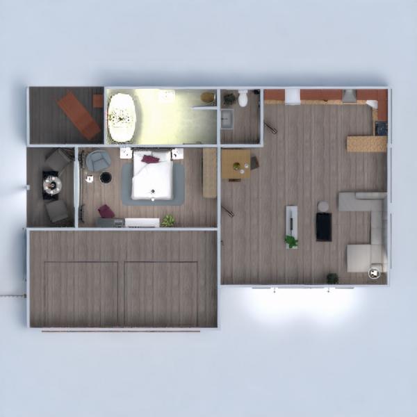 progetti casa decorazioni camera da letto famiglia vano scale 3d