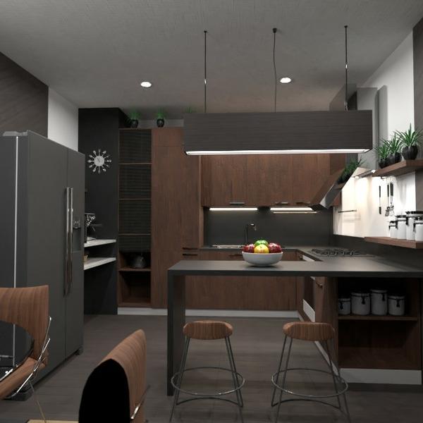 floorplans mobílias decoração faça você mesmo cozinha sala de jantar 3d