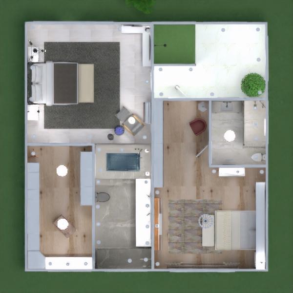 floorplans haus terrasse mobiliar dekor badezimmer schlafzimmer wohnzimmer garage küche outdoor beleuchtung landschaft haushalt café esszimmer architektur lagerraum, abstellraum eingang 3d