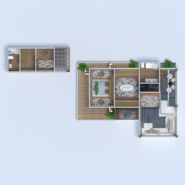floorplans house office lighting landscape 3d