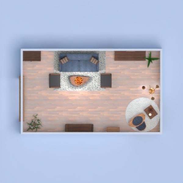 планировки квартира мебель декор гостиная освещение 3d