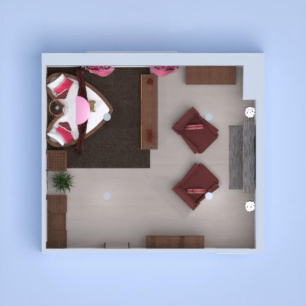планировки квартира мебель декор спальня освещение 3d