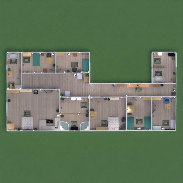 planos casa decoración arquitectura 3d