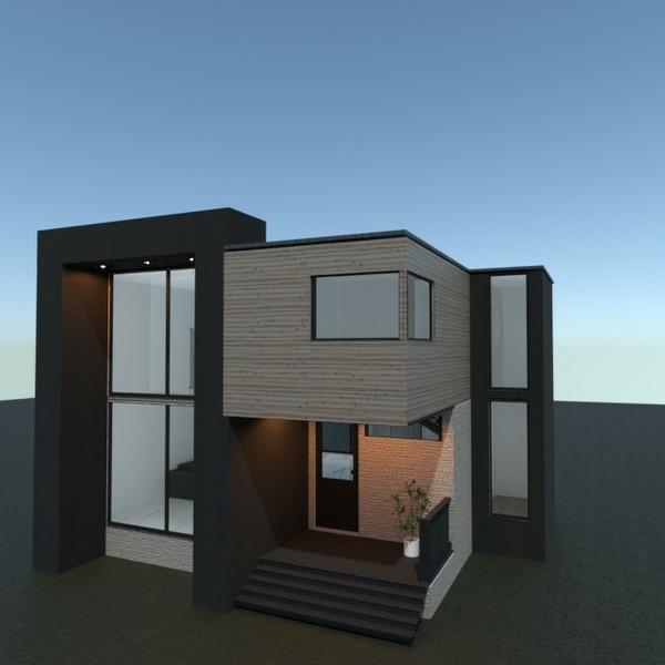 floorplans namas eksterjeras renovacija namų apyvoka аrchitektūra 3d