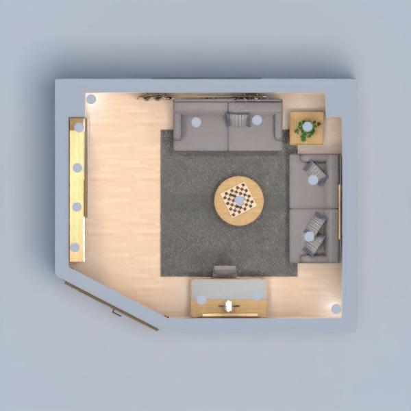 планировки дом мебель гостиная офис освещение 3d