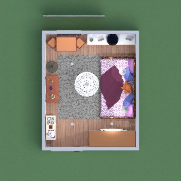 progetti casa arredamento decorazioni cameretta 3d