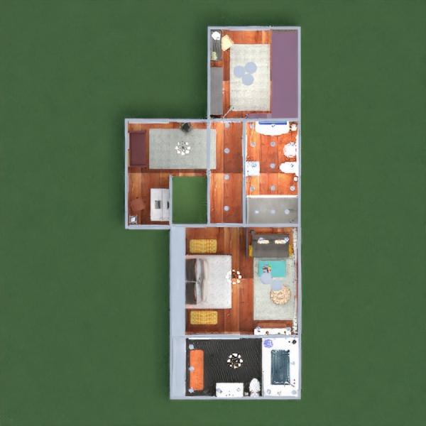 floorplans haus terrasse mobiliar dekor schlafzimmer wohnzimmer küche outdoor büro beleuchtung haushalt esszimmer architektur lagerraum, abstellraum studio eingang 3d