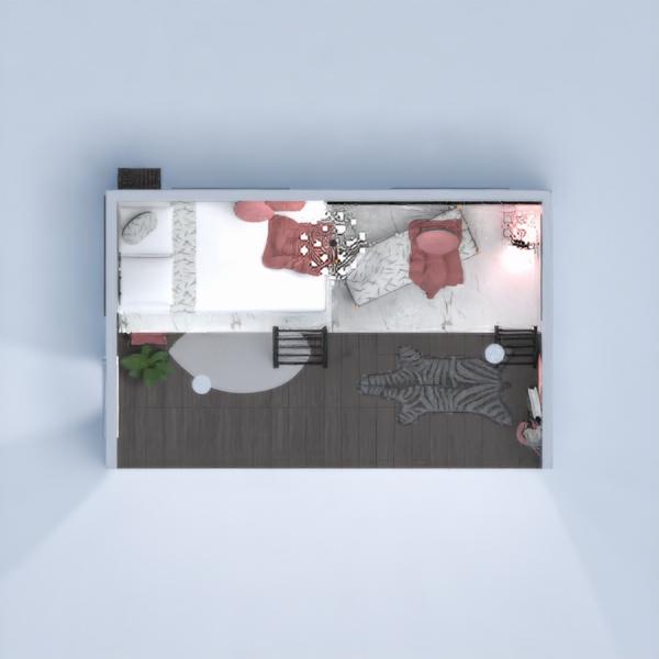 floorplans quarto iluminação reforma utensílios domésticos estúdio 3d