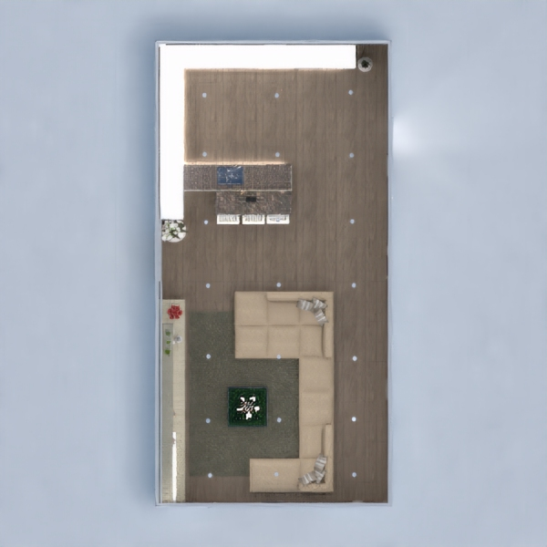 планировки дом мебель кухня освещение техника для дома 3d