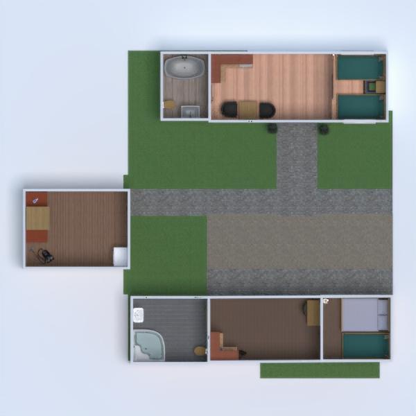 progetti casa paesaggio famiglia architettura 3d