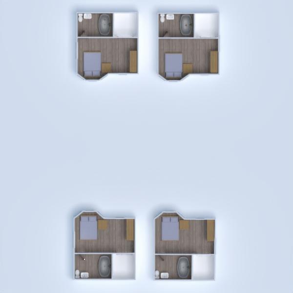 планировки квартира терраса студия 3d
