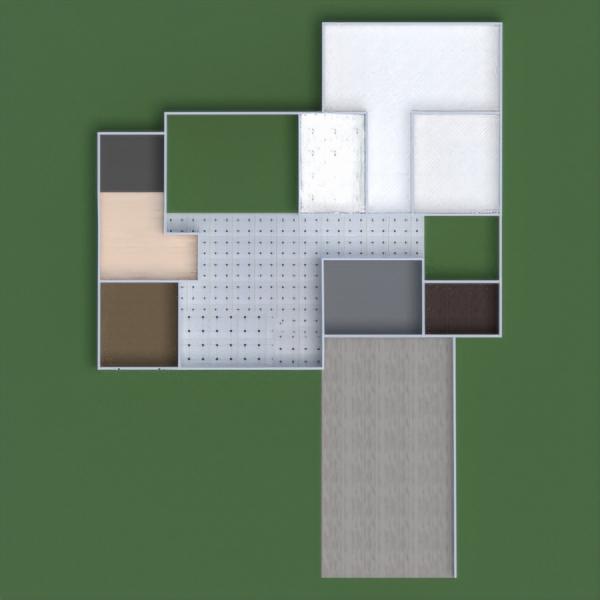 floorplans 独栋别墅 diy 户外 结构 3d