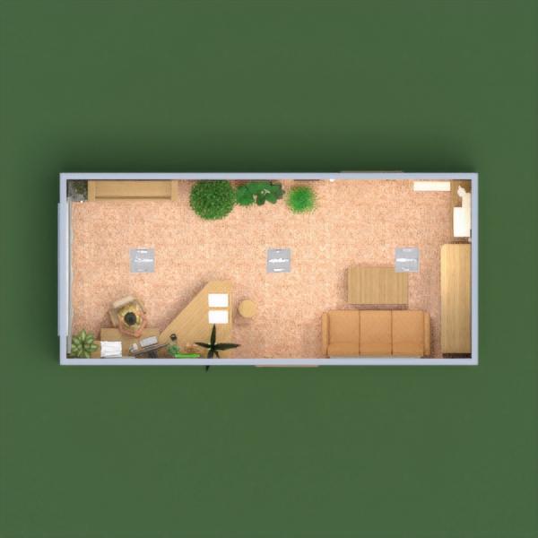 планировки мебель декор офис освещение хранение 3d