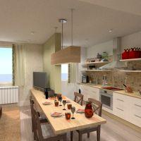 floorplans appartement meubles décoration diy salle de bains chambre à coucher cuisine eclairage maison architecture 3d