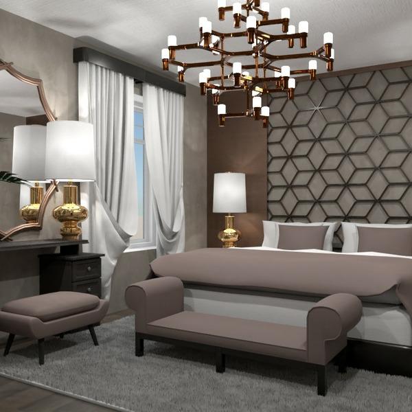 floorplans mobílias quarto 3d