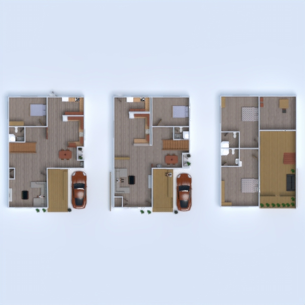 planos arquitectura 3d