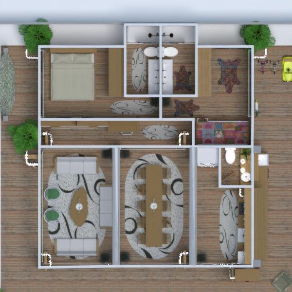 progetti casa camera da letto cucina cameretta studio 3d