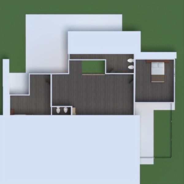 floorplans maison meubles salle de bains salon maison 3d